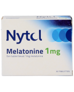 Nytol Melatonine 1 mg tablet