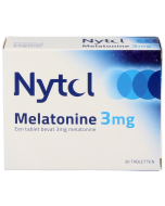 Nytol Melatonine 3 mg tablet