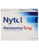 Nytol Melatonine 5 mg tablet