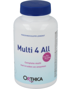 Orthica Multi 4 All tabletten, 90st