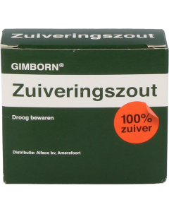 Zuiveringszout, 125g