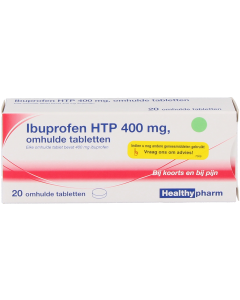 Ibuprofen 400mg HTP tablet, 20st