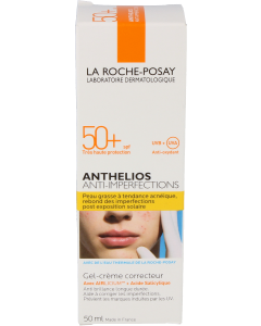 La roche posay anthelios dry touch  gel-creme, 50ml