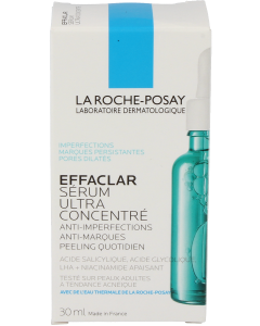 La roche posay effaclar ultra concentrated serum, 30ml